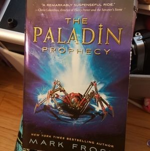 Paladin prophecy book